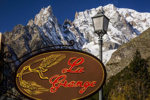 Hotel La Grange Courmayeur