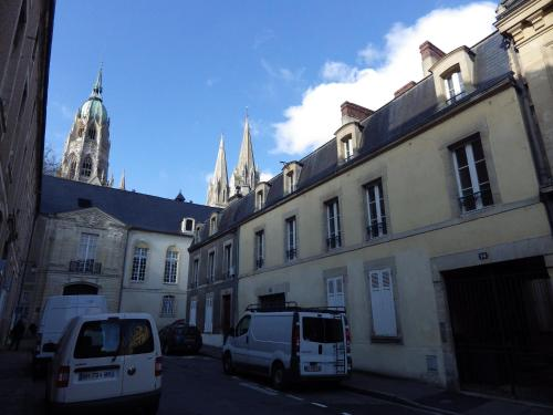 Apartment Centre Historique Bayeux - Location saisonnière - Bayeux