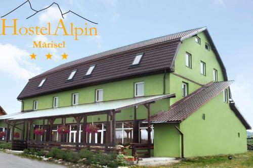. Hostel Alpin Marisel