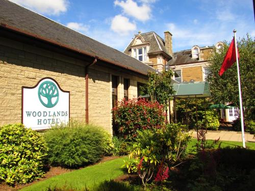 Best Western Woodlands Hotel, Dundee