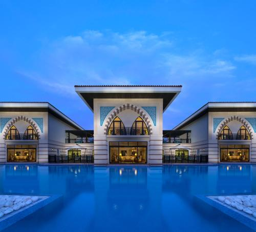 Jumeirah Zabeel Saray Royal Residences picture 1 of 8