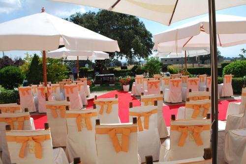Restaurante Hotel Cuatro Calzadas 20
