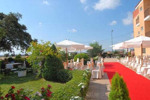 Restaurante Hotel Cuatro Calzadas 27