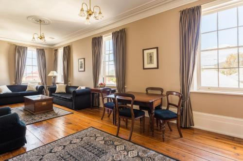 Accommodation in Hobart