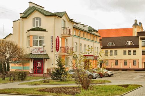. Slavia Hotel