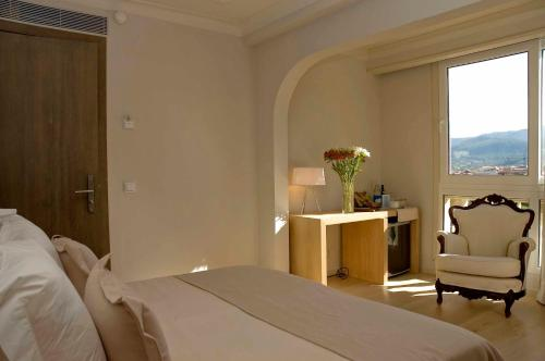 Superior Double Room Hotel Villa Italia 4