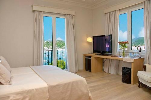 Superior Double Room with Sea View Hotel Villa Italia 21