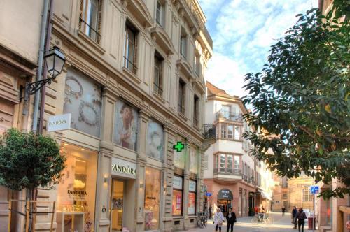 . Appartements Le Dome - Quartier Cathédrale