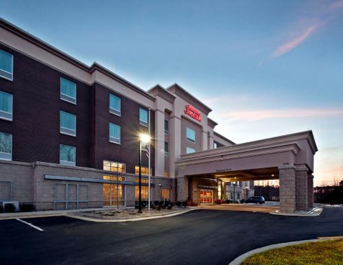 Hampton Inn & Suites Holly Springs in Holly Springs