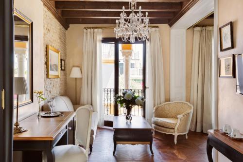 Deluxe Premium Zimmer Hotel Casa 1800 Sevilla 20