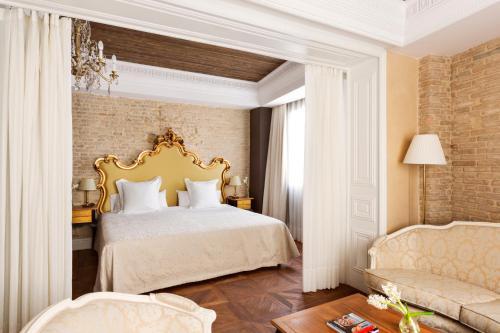 Junior Suite mit Whirlpool Hotel Casa 1800 Sevilla 10