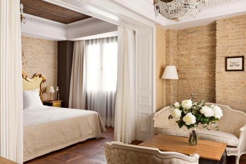 Junior Suite mit Whirlpool Hotel Casa 1800 Sevilla 12