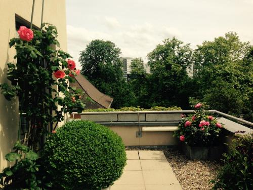 AVLiving City Flat Basel with Roof Garden - Apartment - Basel