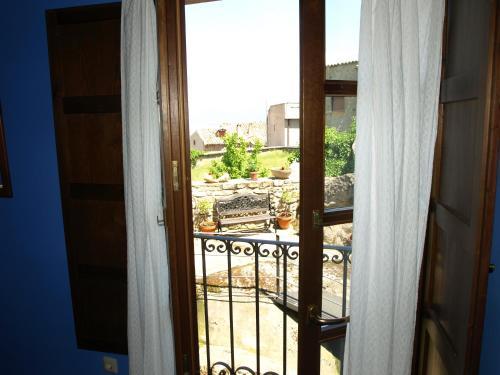 Doppelzimmer mit Aussicht Casa del Infanzón 29