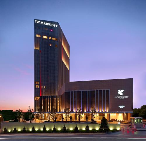 book Ankara JW Marriott Hotel Ankara