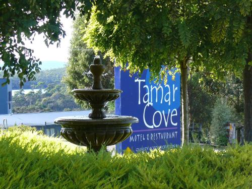 Фото отеля Tamar Cove Motel