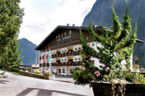 Hotel Grohmann Campitello di Fassa