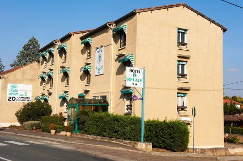 . Hôtel Le Relais
