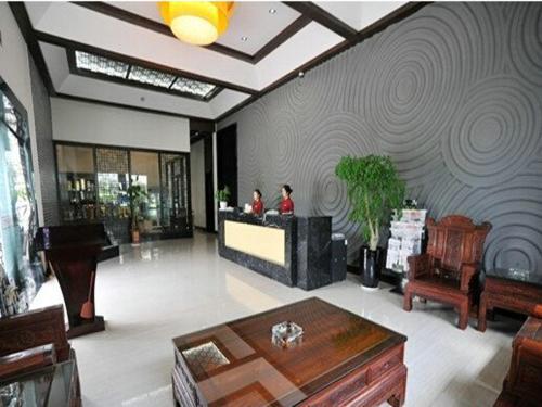 Jiuhuashan Liuquan Villa