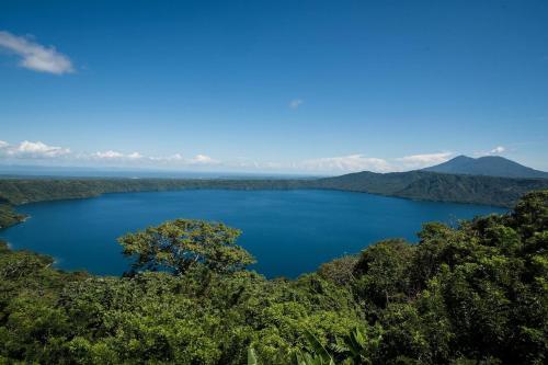 Pacaya, Catarina, Nicaragua.