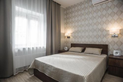 Valeri Hotel, Novosibirsk, Russia