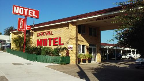 . Nambour Central Motel