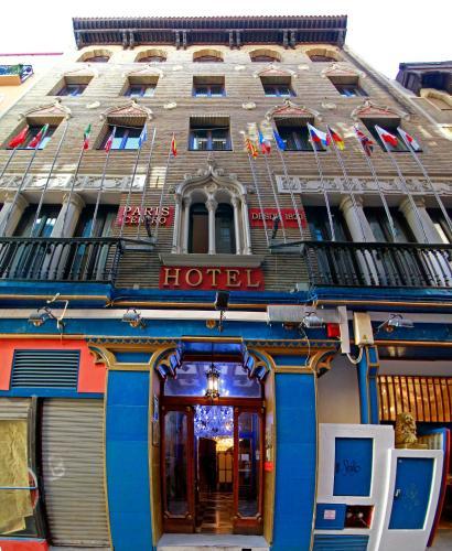 . Hotel Paris Centro