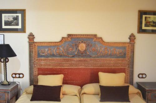 Twin Room with Terrace Hacienda Montija Hotel 6