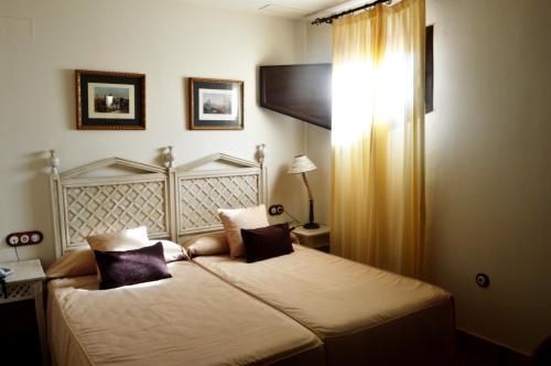 Habitación Doble - 2 camas - Uso individual Hacienda Montija Hotel 5