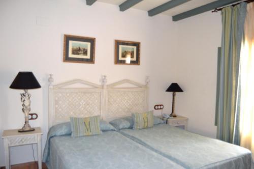 Twin Room with Terrace Hacienda Montija Hotel 8