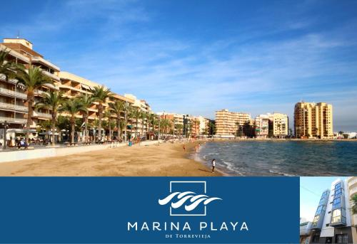 . Apartamentos Marina Playa de Torrevieja