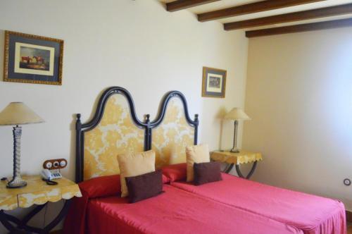 Habitación Doble - 2 camas - Uso individual Hacienda Montija Hotel 8