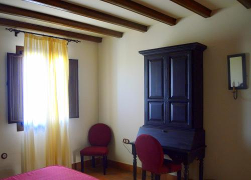Habitación Doble - 2 camas - Uso individual Hacienda Montija Hotel 6
