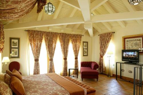 Suite Hacienda Montija Hotel 14