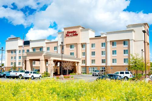 Hampton Inn & Suites Fresno