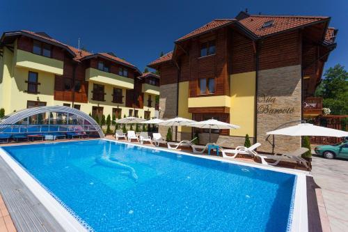 Vila Barović and Spa - Apartment - Zlatibor