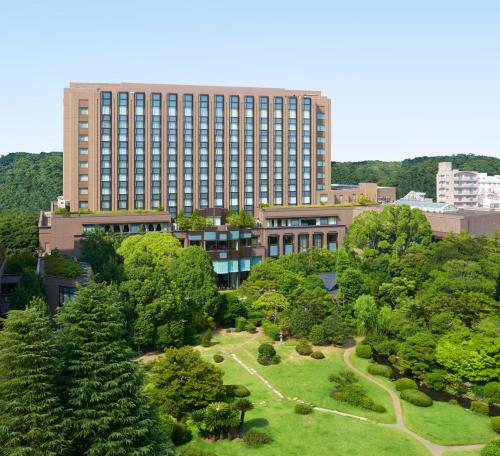 Rihga Royal Hotel Tokyo impression