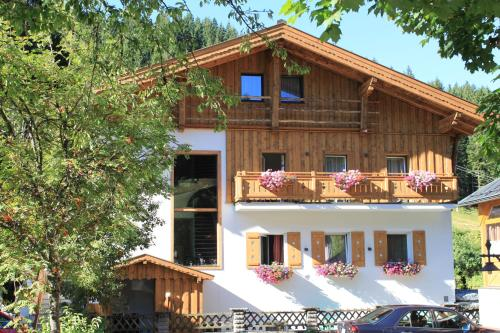 Appartements Haus Rötelstein Filzmoos