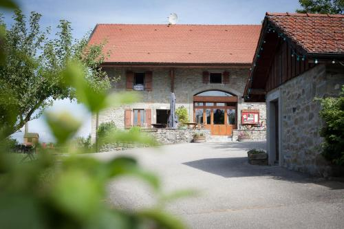 Accommodation in Lucinges