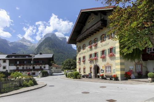 """Hotel - Wirts'haus """"Zum Schweizer"""" Lofer"""