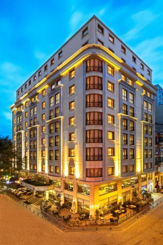 Istanbul Grand Oztanik Hotel Taksim & Spa odalar
