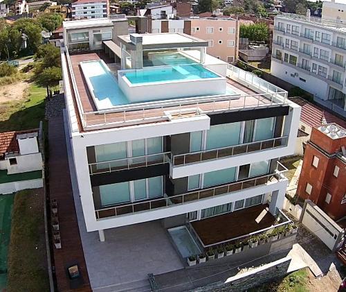 . Eighteen Apartments