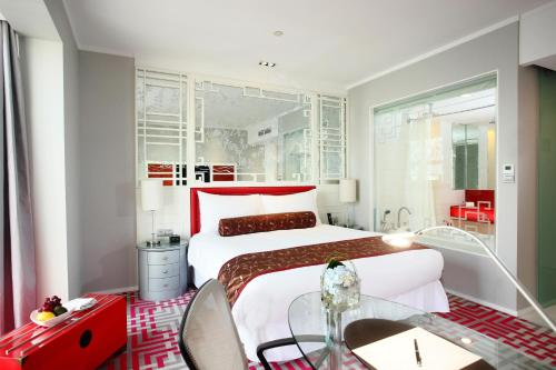 Oferta Especial - Quarto Duplo Deluxe com Vista Cidade (Special Offer - Deluxe Double Room with City View)