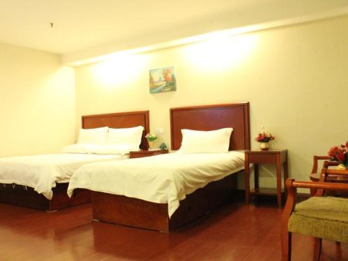 . GreenTree Inn Shandong Weihai Wendeng Baida Square Business Hotel