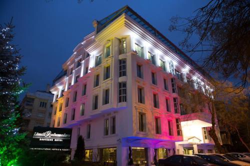 Ankara Limak Ambassadore Hotel rezervasyon