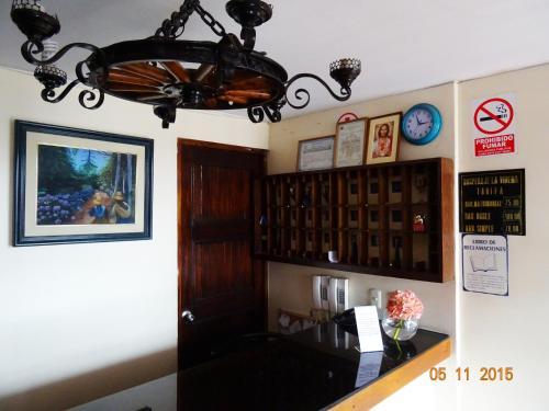 Hotel Hospedaje La Videna