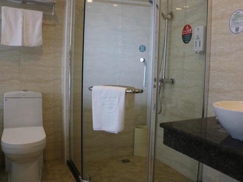GreenTree Inn Jiangsu Taizhou Xinghua Anfeng Runan Garden Express Hotel