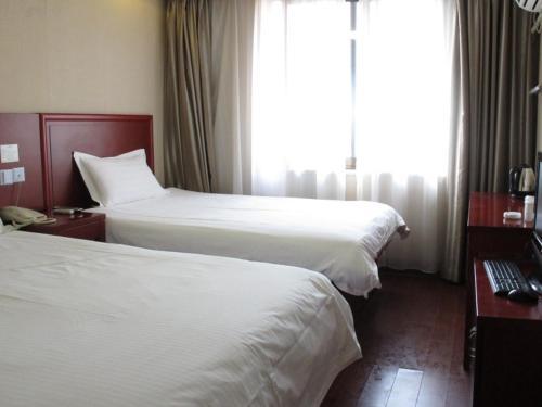 Hotel Greentree Alliance Shandong Qingdao Huangdao Zhang