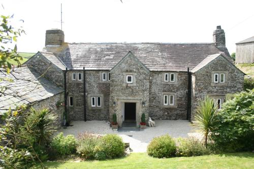 Reddivallen Farmhouse, Boscastle, Cornwall
