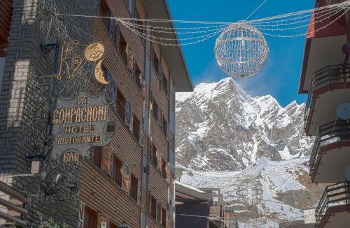 Hotel Da Compagnoni Breuil Cervinia